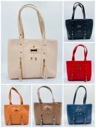 Heavy Quality SNT National Ladies Hand Bag With Superior Quality Coloured Attractive Designs-SNT-308