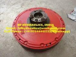 Hagglunds Hydraulic Motor Mk64 11100 Model