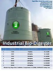 Prefabricated Commercial Biogas Plant