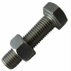 SS Bolts And Nut