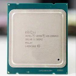 Intel Xeon E5-2660 V2 E5-2660V2 SR1AB CPU Processor 10 Core 2.20GHz 25M 95W E5 2660 V2 e5-2660V2