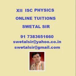 1 Year XII ISC Physics