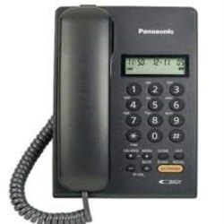 Landline Basic & Feature Phone'S, Screen Size: Lcd Display, Model Name/Number: Panasonic Kx Tsc 60sx