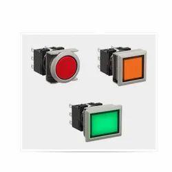 IDEC LB  Series 18mm Flush Mount Light