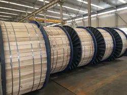 300 SQMM 3 Core 11 KV HT XLPE Aluminium Armored Cable
