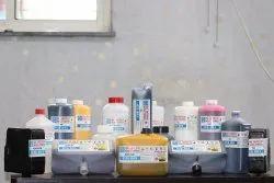 DOMINO Inks 1200ml Ink Reservoir For DOMINO Batch Coding Machine, Bottle, Liquid