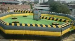 Inflatable Meltdown Ride