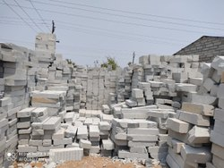 Solid Autoclaved Aerated Concrete Seconds/Broken AAC BLOCKS, For Side Walls