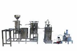 Branded Stainless Steel Soyamilk plant