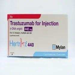 Hertraz (Trastuzumab 440mg)