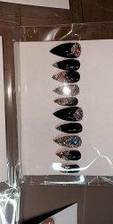 fancy Artificial Nails