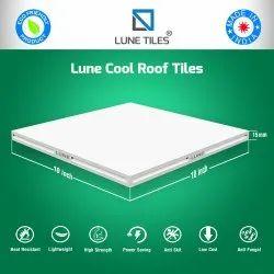 Solar Reflectance Index Weathering Cool Tile