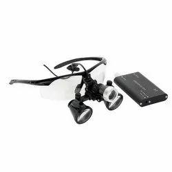 MS-110 Binocular Loupe Imported With LED Light