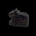 Black Stone Nandi Statue