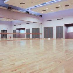 Aerobic Floor