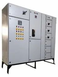 Electrical Control Panel, For Industrial, Operating Voltage: 230V