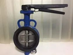Cast Iron Wafer Type Butterfly Valves