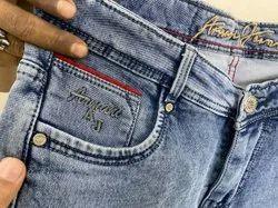 Denim Zipper Jack And Jones Heavy Knitted Jeans