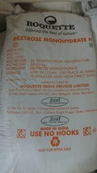 Roquette Dextrose Monohydrate, Packaging Size: 50 Kg