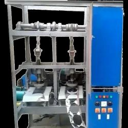 Prime Machinery Paper Plate Punching Machine, Dona Size: 8 Inches, 230V