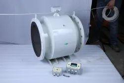 Mega SROAT Magnetic Flow Meter, Model: MS1010
