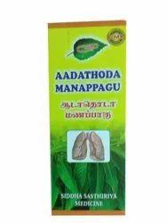 Syrup CMP Aadathda Manapagu, 500ml, Treatment: Siddha Sasthiriya Medicine