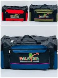 6x3 Matiee Medium Quality Rexine Large Size Travel Bag  - SNT -511