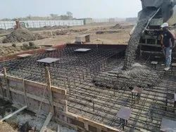 Commercial Construction Work Service, in Pan India