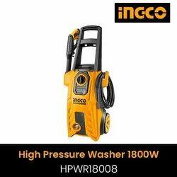 Ingco Hpwr18008 1800w High Pressure Washer