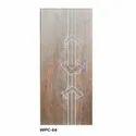 Wpc04 Wood Design Door, For Home