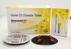 Cholecalciferol (Vitamin D3 ) Chewable Tablets