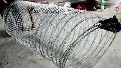 Concertina coil in Assam