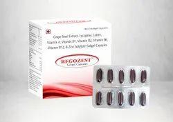 Regozest Softgel Capsules, 10x10, Prescription