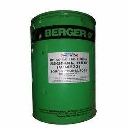 High Gloss Oil Based Paint Berger QD Enamel