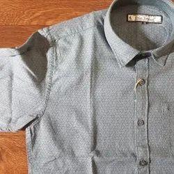 Cotton Printed Basic prints shirt
