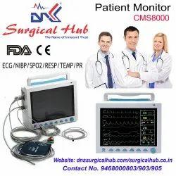 Multipara Patient Monitor 5 Para Monitor