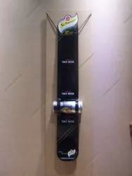 Selec Black PVC Hanger For Wall Can Coca Cola Company, For Home