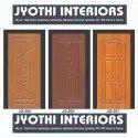 Membrane Plywood Door
