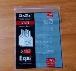 Printed Zip Lock Bag