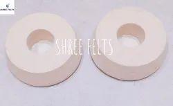 Shree Group Felt Tapper Wheel With Velcro