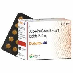 Dulata 40mg Tablets