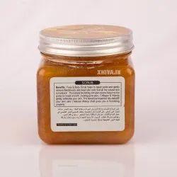 Skin Scrub Gel Jar