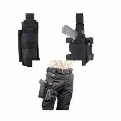 Tactical Holster Black