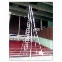 Crystal Aluminium Self Support Extension Ladder