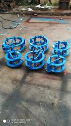 manual external line up clamp