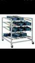 Aluminium Profile Gravity Roller Conveyor