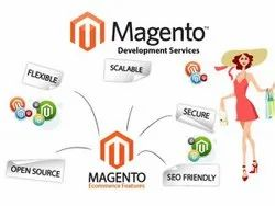 PHP/JavaScript Dynamic Magento Website Development Service, With 24*7 Support