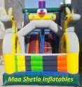 Inflatable Slide Bouncy