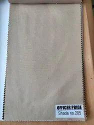 Officer Pride Khaki Fabric