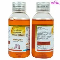 Medoryl-LS Cough Syrup, 100 ml